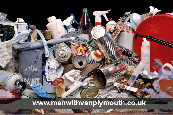 Man Van house and shed clearance Plymouth
